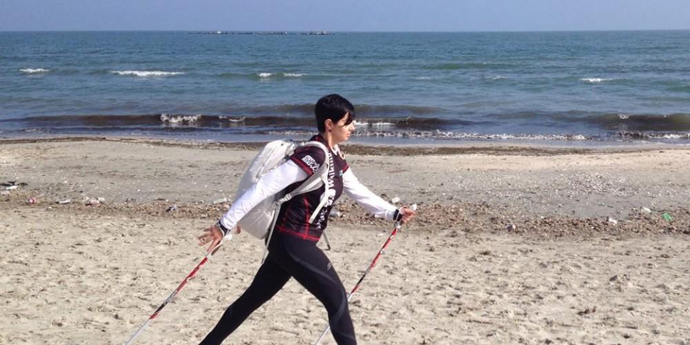 Mantieni la linea con il Nordic Walking