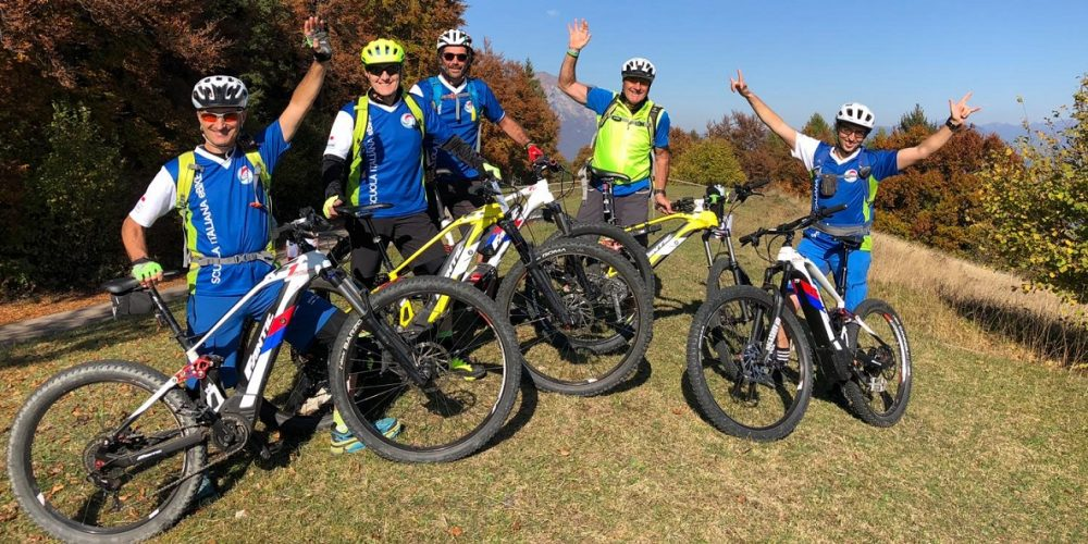 Test Uscita e-bike