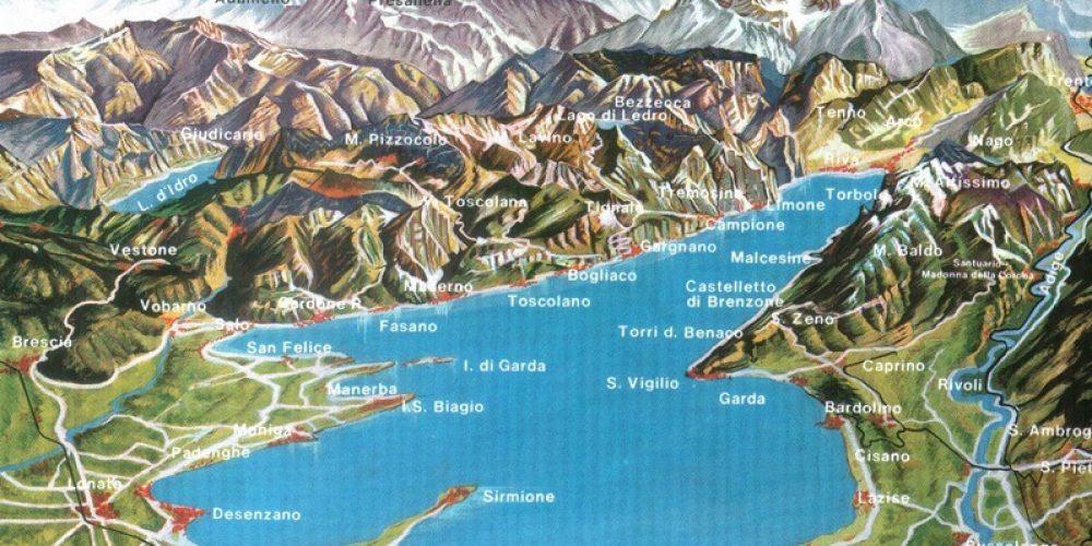 Accompagnamenti itineranti nei migliori siti del Lago di Garda + Valpolicella + Lessinia + Brentonico + Trentino.