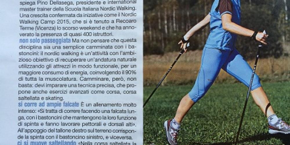 Rivista STARBENE di Ottobre e Nordic Walking
